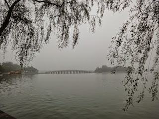 Lac Kunming à Beijing