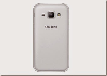 Samsung Galaxy J1 back