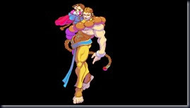 Night Warriors Darkstalkers' Revenge, Arcade Endings, Donovan