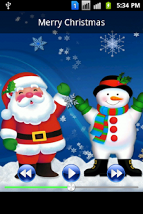 X-Mas Ringtones & Wallpaper - screenshot thumbnail