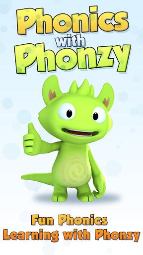 Phonics with Phonzy
