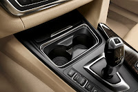 New BMW 3 Series: Centre console (10/2011)