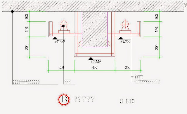 Ceiling autocad file