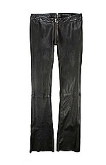 Erin Wasson and Zadig & Voltaire Leather Pants