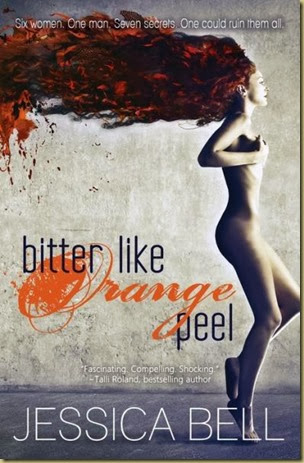 bitter like orange cover