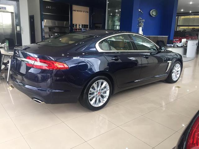 Xe Jaguar XF Premium Luxury 07