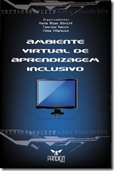 Capa do livro Ambiente Virtual de Aprendizagem Inclusivo