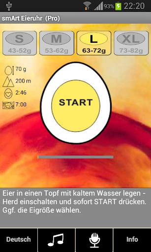 smArt Eieruhr Pro