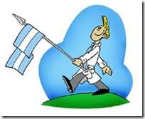 bandera argentina para niños (7)