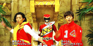 Xem Anime Zyuden Sentai Kyoryuger Returns: 100 YEARS AFTER - Kyoryuger  100 YEARS AFTER VietSub