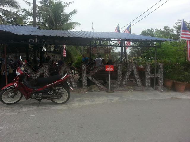 Mee Udang Mak Jah, Kuala Sepetang