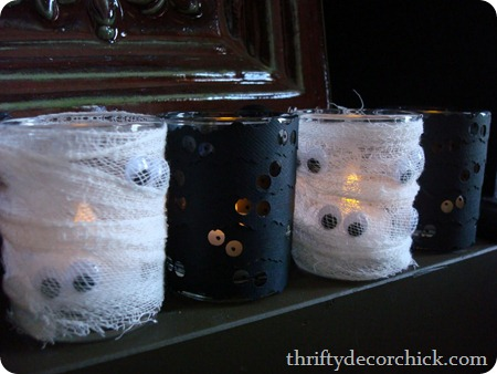 mummy votives