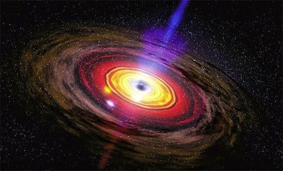 6 fatos incríveis e curiosos sobre os buracos negros 7