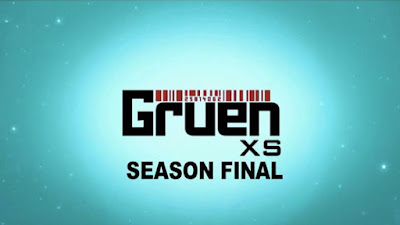 Tonight its the season final of Gruen which also means its the