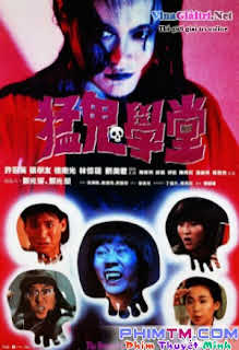Đồn Cảnh Sát Ma Ám 2 - The Haunted Cop Shop 2
