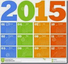 calendario de dias festivos en mexico año 2015 - 2019 - 2020