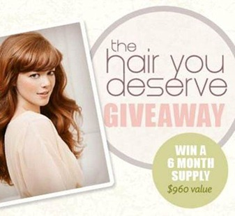 hair you deserve giveaway