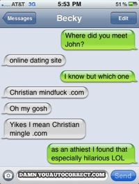 Atheist online dating site