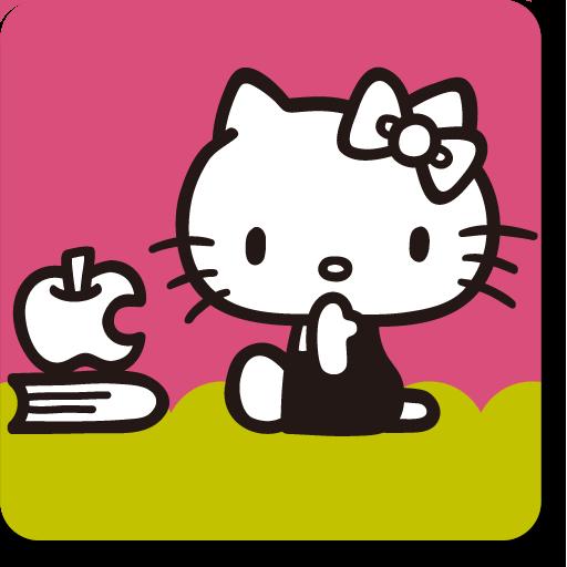 娛樂App|ハローキティきせかえホーム(KT94) LOGO-3C達人阿輝的APP