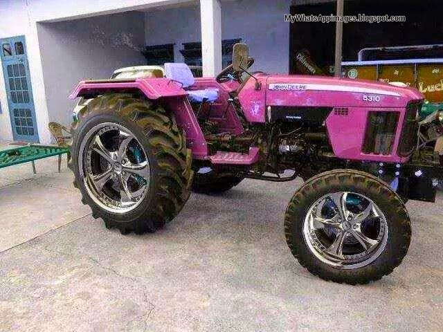 Beautiful Tractor