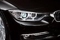 New BMW 3 Series: Headlights (10/2011)