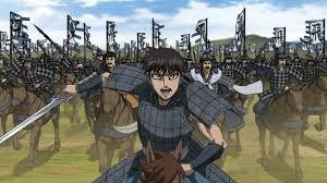 Chiến Quốc Phần 2  Kingdom SS2