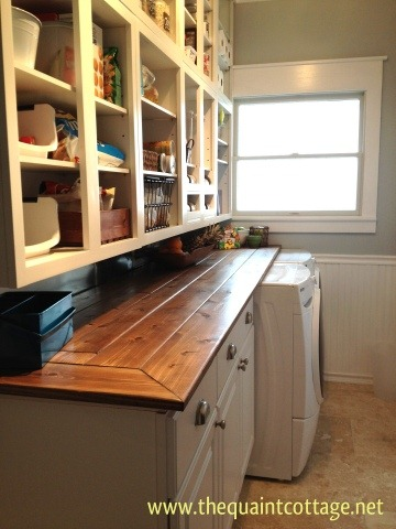 feature laundry room reveal