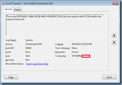 Terence Luk: Citrix ICA Service service crashes on XenDesktop 5 6