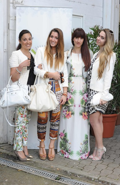 Valentina Coco;Sabrina Tassini; Sara Bianchi; Laura Grampa