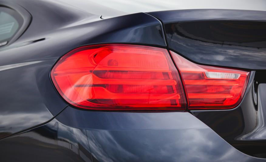 Ngoại thất xe BMW 420i Gran Coupe new model 09