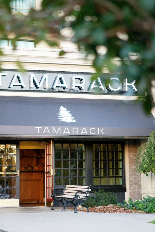 places to eat in utah: tamarack steaks