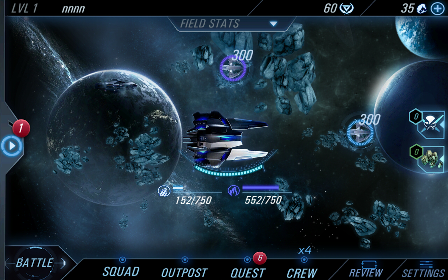 Space Pirates: Final Battle - screenshot