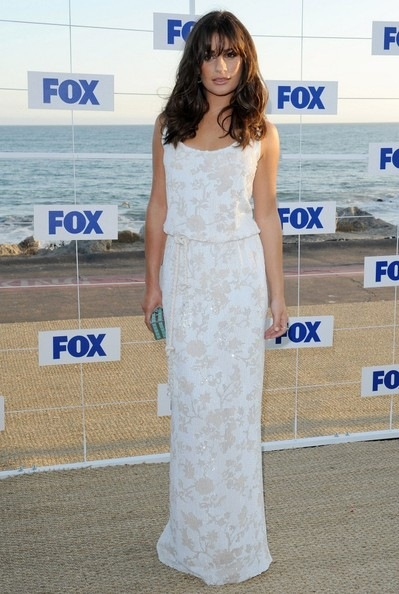 Lea Michele Fox Star Party 2011