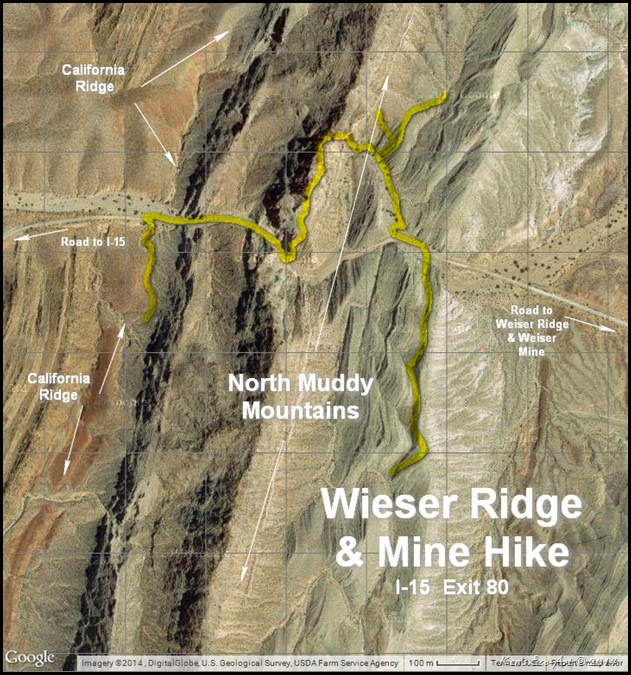MSP-Weiser Ridge & Mine