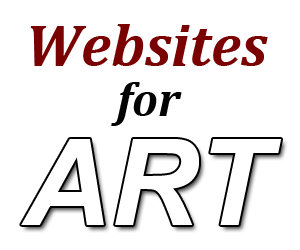 websites for art