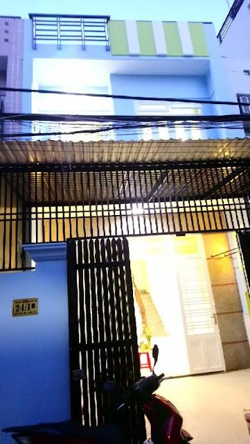 Bán nhà hẻm xe ba bánh 1 sẹc Mã Lò Bình Hưng Hòa A Bình Tân 03