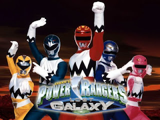 Power Ranger Lost Galaxy - Siêu Nhân Power Ranger Lost GalaxyVietSub