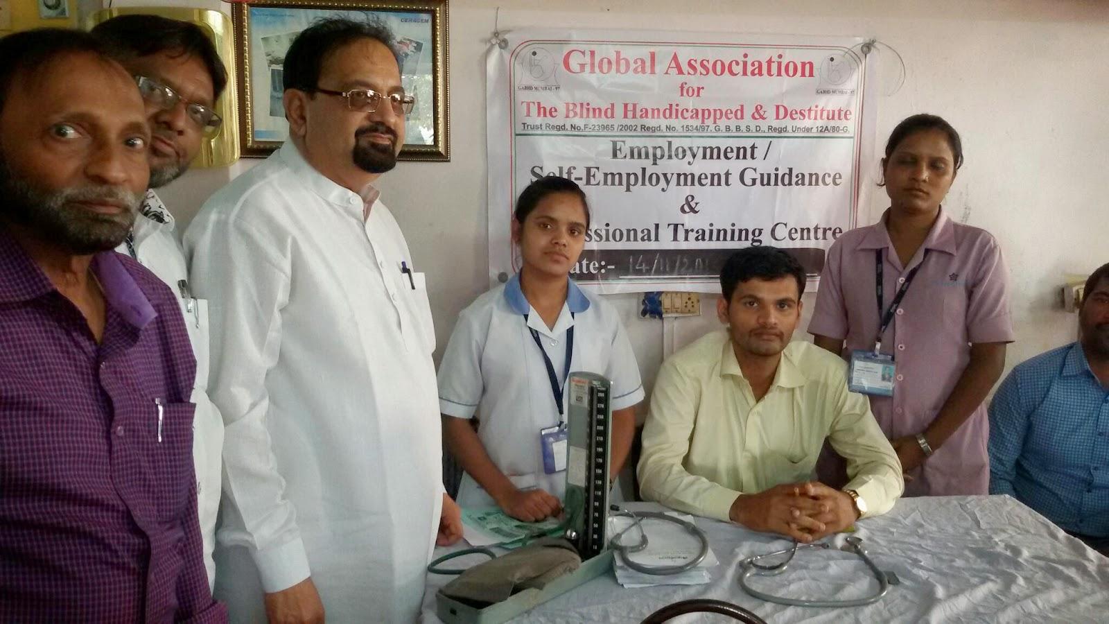 M I Patel Nagarsevak