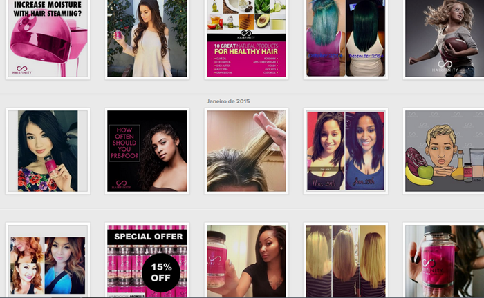 instagram hairfinity
