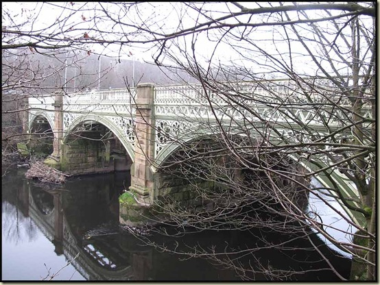 Manchester Corporation Water Works bridge - 1832