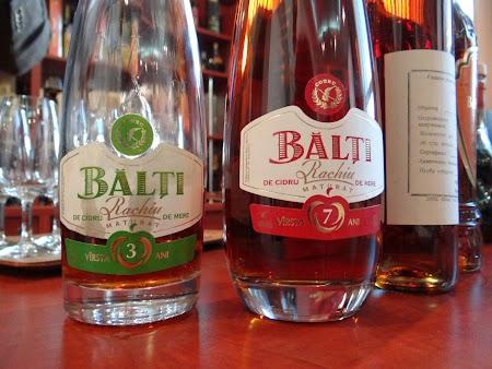 Barza Alba Balti: Rachiu de mere