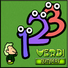 Verdi Learn Numbers School icon