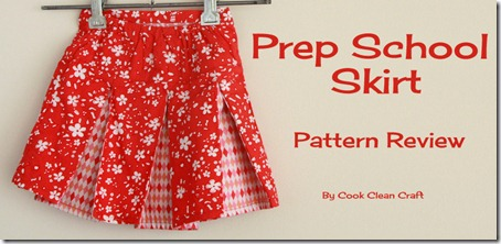 Prep School Skirt (2)