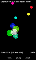 Screenshot of Circle Squish