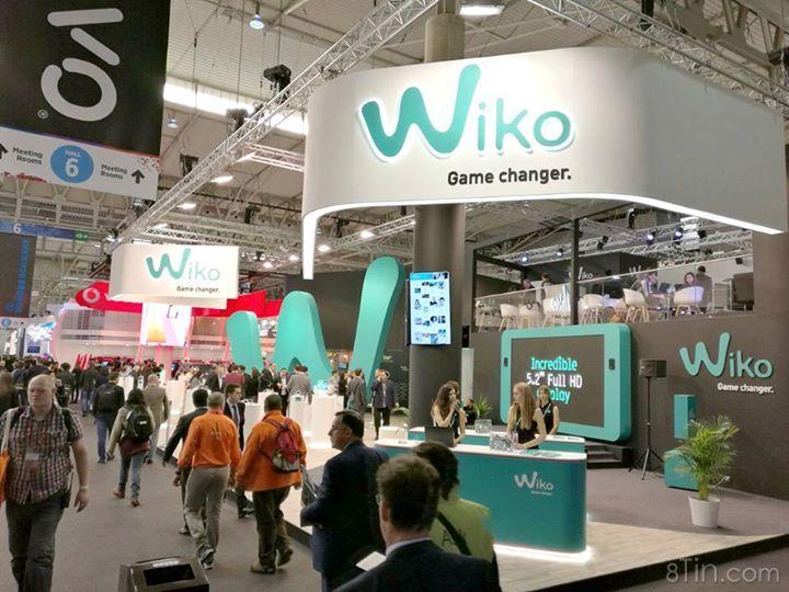 Khu vực trưng bày cực hoành tráng của Wiko Mobile tại Mobile