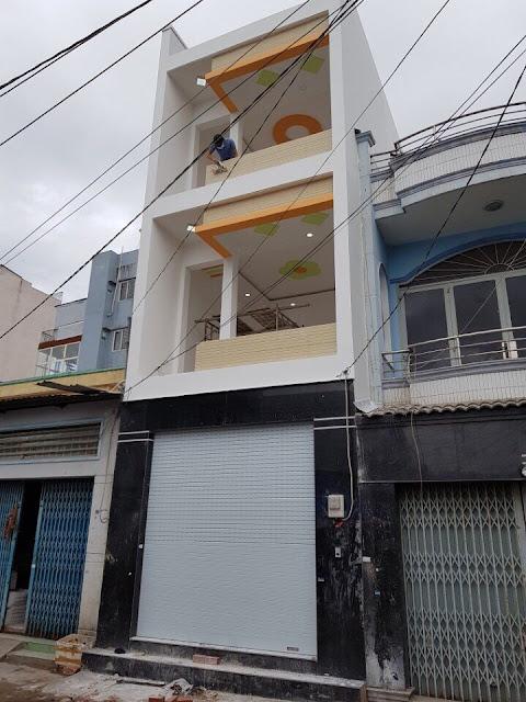 Bán nhà mặt tiền đường 16A Bình Hưng Hòa A Bình Tân 2