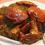甘香螃蟹抄米粉