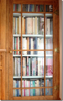 The Cookbook Shelves