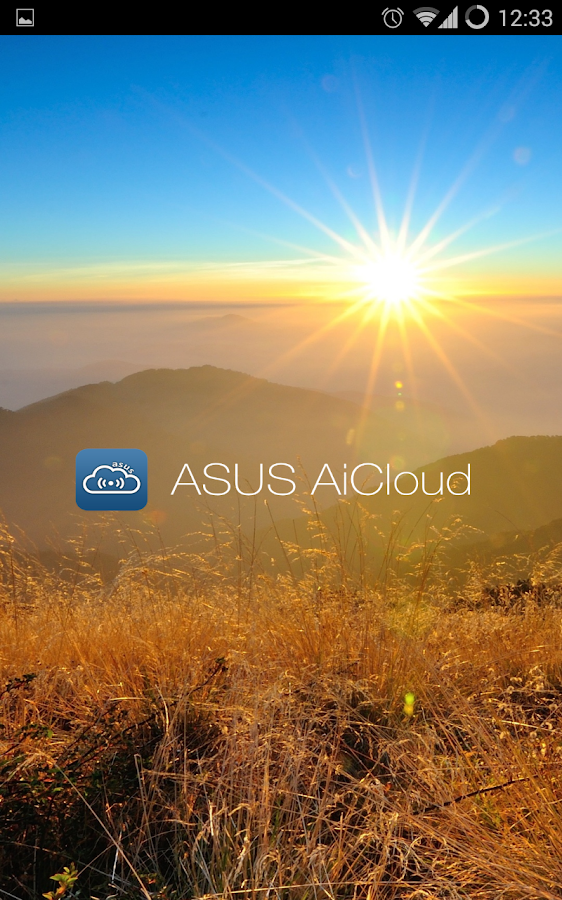 ASUS AiCloud- screenshot