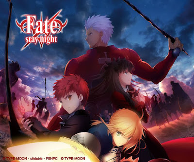 Fate Stay Night: Unlimited Blade Works SS2